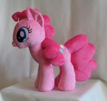 Pinkie Pie Plush x 2 by Yukizeal