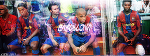 Barcelona Star Signature v2 - 2011 by CrisEXP