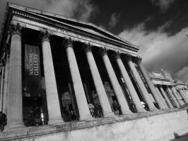 National Gallery England by helenaoriana