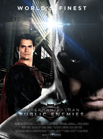 SUPERMAN/BATMAN: PUBLIC ENEMIES - POSTER 3 by MrSteiners