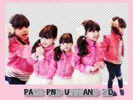 Pack PNG Ulzzang Kid by moncat11