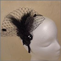 mannequin headband model08 by tracyholcomb