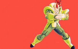Android 16 by BlackLeatherAgiel