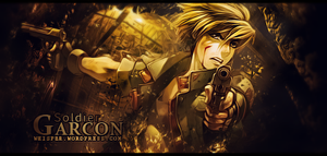 Soldier Garcon by whisper1375