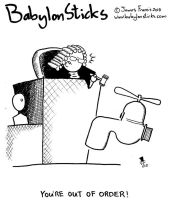 Babylon Sticks: Faucet Justice by babylon-sticks