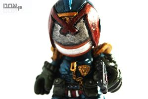 KidDredd by PatrickL