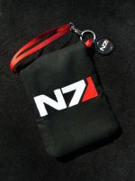 Mass Effect N7 Renegade Paragon Phone Case by Monostache