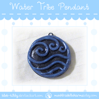 [New!] Water Tribe Pendant by ShinyCation