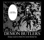 Demon Butlers by silentdreams123