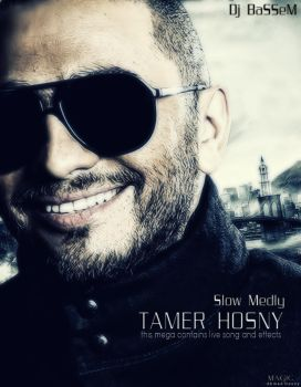 Tamer Hosny - Slow Medly by TOUCH-MAGIC