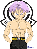 Shirtless Trunks by Swamnanthas