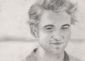 Rob Pattinson by angelicape