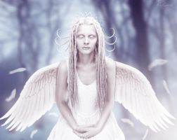 angel of light by Larika-L