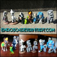 commission: F.O.E. Blind bags set 2 by EmR0304