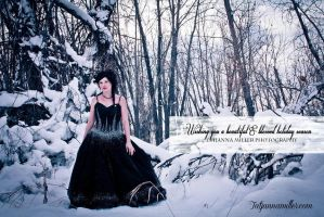 Happy Holidays from me to you! by JannaLee