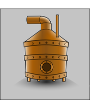 Copper Brew Kettle by pookstar