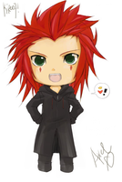 Chibi Axel -4Jiisan by Jumpix