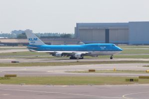 KLM HP-BFM by damenster