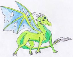 A character for IceVampyr by Denodon