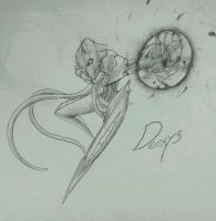 Realistic Deoxys ATTACK by Dragontamer333