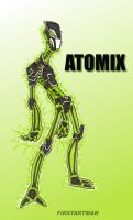 Atomix by kjmarch