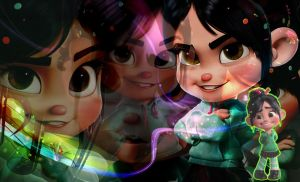 Vanellope 0114 by warnerplanet