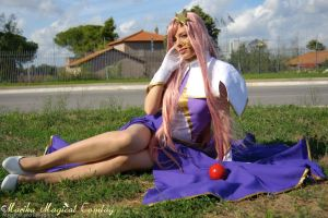 The Fake Lacus by VampireIonFortuna