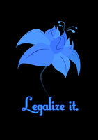 Poison Joke - Legalize it. by iSaunter