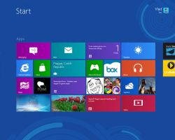 Windows 8 Release Preview by Misaki2009