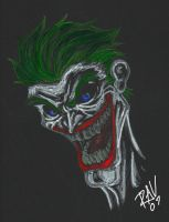 The Joker by Crazy-Mutha
