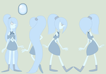 Light Blue Pearl   OTA [CLOSED] by CatherineCurse