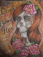 Death Becomes Her by x-ladylex-o