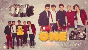 One Direction by LauraClover