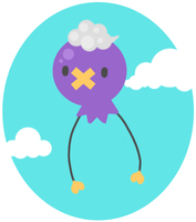 Drifloon by saporion