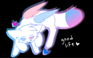 good life by KittydogCrystal