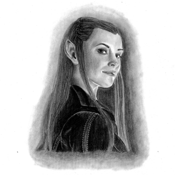 Tauriel by meredith-grey