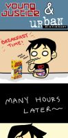 YJ- Connor and Crunch Berries by rosey-so-silly