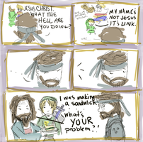link's fasting guys D: by SleepingSuzette