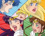 Sailor Moon! by ArtBySabinaE