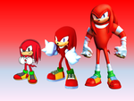Knuckles the Echidna Generations by 9029561