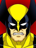 Wolverine by Red-Flare