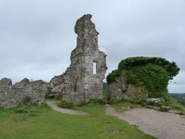 Corfe Castle 2012 84 by LadyxBoleyn