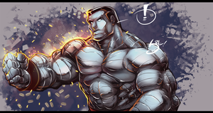 Colossus by jinsonlygurl