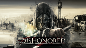 DISHONORED WALLPAPER by JSWoodhams