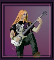 Marco Hietala by Vectorolon