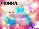 Fionna Adventure Time: IMVU Style by adventurer-atheart