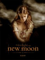 New Moon fan made poster by helenaofsorrows