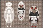 Adoptable Doll 1 - Evania's Dolls by whianem