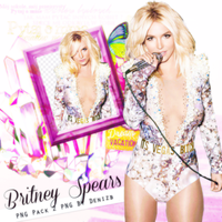 PNG PACK (13 )Britney Spears by DenizBas