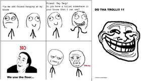 Do tha Troll 11 by AssassinSpain